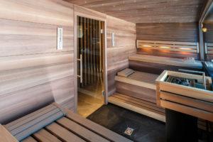 Madera Sauna & Wellness - Sauna - Das Wanda