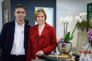 Richard & Ingrid Harb - Madera Sauna & Wellness